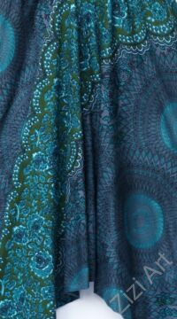 vasrag, pamut, aladdin, nadrág, mandala, mintás, bordó, kék, türkiz, színes, bő, lezser, Nepál, női, divat, trend, egyedi, extravagáns, bohém