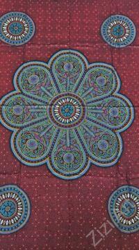 sarong, piros, fekete, rózsaszín, kék, zöld, színes, kendő, sál, strandkendő, pareo, mintás, batikolt