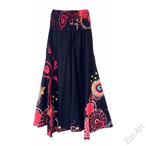 bőszárú, nadrág, színes, kék, narancs, piros, fekete, fehér, pamut, női divat, trend, bohém, elegáns, egyedi, különleges, szellős, kényelmes