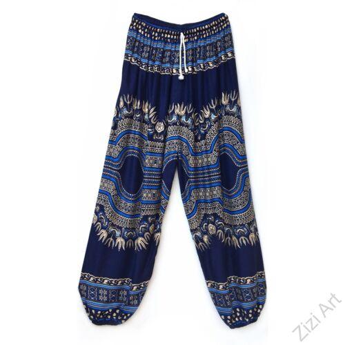 plus size, nadrág, női, divat, fekete, kék, bézs, krém, etno, mintás, bő, viszkóz, nadrág, színes, trend, kényelmes, szellős, egyedi, extravagáns, különleges, bohém, jázmin, Thaiföld, nagy méret
