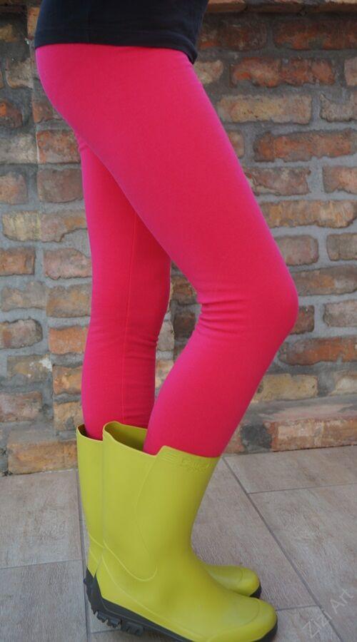5c1ac66b7f pink, ciklámen, rózsaszín, 98, 104, gyerek, leggings, cicanaci, Katt rá a  felnagyításhoz